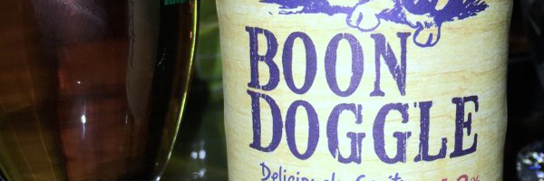 Boon-Doggle Blonde Ale