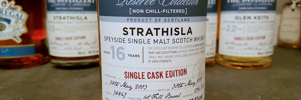 Strathisla - 16-Year Reserve - Single Cask Edition