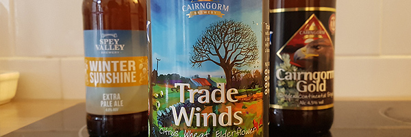 Trade Winds (wheat beer)